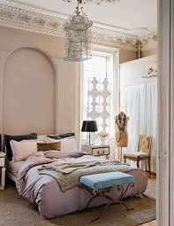 ... Fascinating Images Of Chic Bedroom Design And Decoration Ideas :  Fascinating Vintage Girl Chic Bedroom Decoration ...