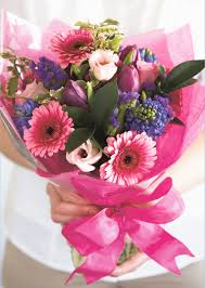 hand tied bouquets look impressive and they re so easy to do