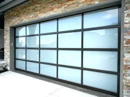 glass garage door cost glass overhead doors medium size of garage doors cost excellent translucent