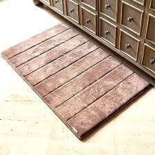 brown bathroom rugs bath photo of dark mat memory foam rug designs light target