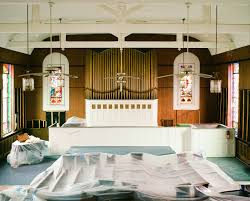 Church Interior Design See How This Historic Church Got Its Second Life As A Tattoo