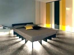 modern lighting bedroom. Modern Bedroom Lighting Ideas For  Romantic Under Bed R