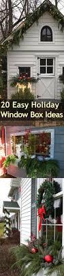 Christmas Window Box Decorations window boxes for winter Google Search Garden Ideas Pinterest 84