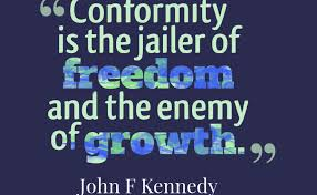 Conformity Quotes Interesting Conformity Quotes In The Lottery Mr Quotes