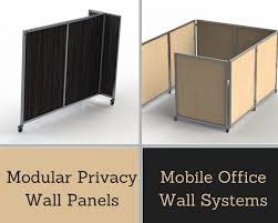 office wall panel. Modular Privacy Wall Panels | Mobile Office Systems Folding Partitions Panel