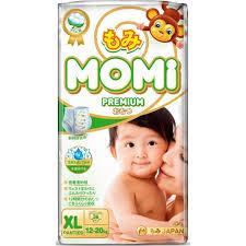 <b>Momi Premium Подгузники</b>-<b>трусики</b> XL (12-20 кг) 36 шт ...