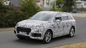 2015 <b>Audi Q7</b> spied showing <b>headlights</b> & taillights, could be a more ...