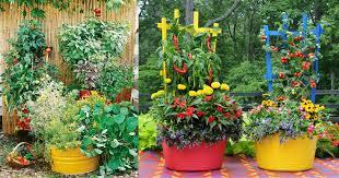 15 stunning container vegetable garden design ideas tips