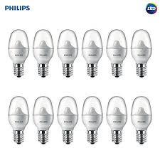 best led night light bulbs e12
