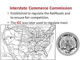 「1918 the Interstate Commerce Commission.」の画像検索結果