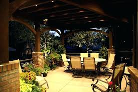 covered patio lights. Outdoor Covered Patio Lighting Ideas Innovative Design Lights Elegant Terrace Led