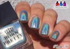 Born Pretty Store Blog: Holographic Nail Polish Design and ...