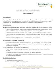 Resume Example Insurance Underwriter Resume Sample Insurance
