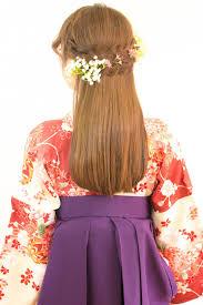 卒業式で主役になれる袴に映えるショートヘアアレンジまとめ