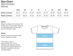 Gc2b Measuring Chart Do Your Shirts Fit Like Your Binders Gc2b