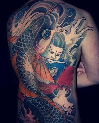 тату якудза мотивы история и значения татуировок японской мафии