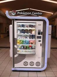 Pokemon Center Vending Machine Unique Found This At The Mall Video Games Pinterest Vending Machine
