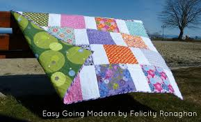 Quilt in a Day: 6 Patterns for Fast and Furious Stitchers & Easy Going Modern Adamdwight.com