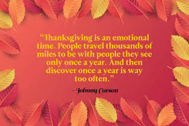 Quotes About Thanksgiving Enchanting Funny Thanksgiving Quotes To Share At The Table Reader's Digest