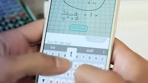 how to use exampl app to solve your math homework