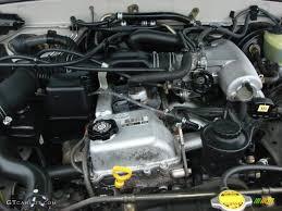2000 Toyota 4Runner Standard 4Runner Model 2.7 Liter DOHC 16-Valve ...