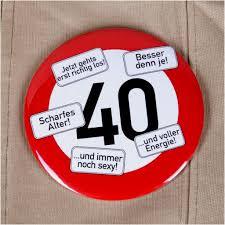 40 Geburtstag Spruch Mann