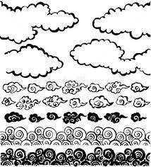 和雲 筆の手書き イラスト素材 Drawing2019 雲 イラスト筆