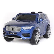 <b>Детский электромобиль Dake</b> Volvo XC90 Blue 12V 2.4G - XC90 ...
