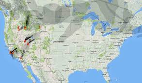 wildfire smoke and red flag warnings august   – wildfire today