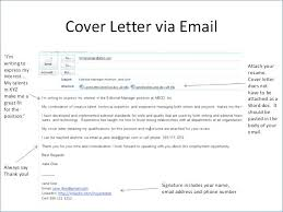 Cover Letter For Submitting Resume Best Of Email Cover Letter Samples R Best Emailing Cover Letter And Resume