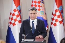 FOTO: Inauguracija na Pantovčaku, Zoran Milanović svečano prisegnuo - Poslovni dnevnik