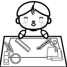 かわいい夏休みの工作の無料イラスト商用フリー オイデ43