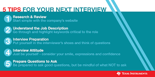 i got an interview now what university program ti once your interview is confirmed here s a series of steps to follow to make sure you get to the interview confidence