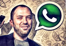 Image result for Jan Koum