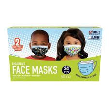 Just Play <b>Kid's</b> Face <b>Mask</b> - S - 24pc : Target