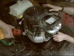 testing a briggs stratton 22hp v twin ohv intek motor