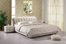 luxury king size bed. Luxury Bedroom Furniture Bed Frame King Size Fabric Double Soft E601