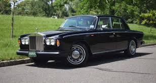 The History And Evolution Of The Rolls Royce Silver Shadow