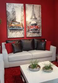 pintar la casa en color rojo