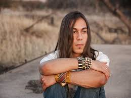 On native american teen
