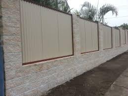 concrete block walls design