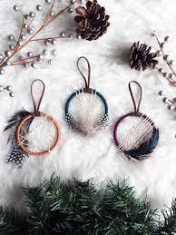 Dream Catcher Christmas Ornament Dream Catcher Ornaments For Your Boho Christmas│Bast Bruin 29
