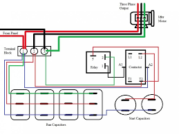 homemade rotary phase converter plans crazy homemade How To Build Rotary Phase Converter Wiring Diagram rotary phase converter help and troubleshooting 3 Phase Rotary Converter Plans