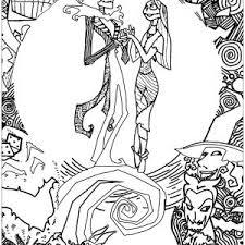 Coloriage Jack Skellington Einzigartig Jack Skellington Kleurplaat