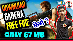 Download Garena Free Fire APK only 67 ...