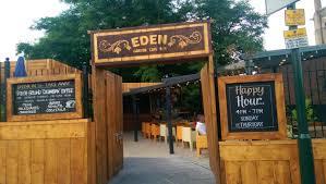 eden garden cafe bar