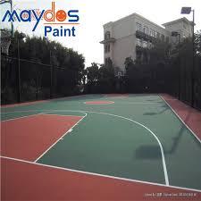 Hot Item Outdoor Polyurethane Weathering Resistant Floor Paint