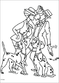 101 dalmatians coloring page dalmatians coloring pages meet page 101 dalmatians coloring pages 101