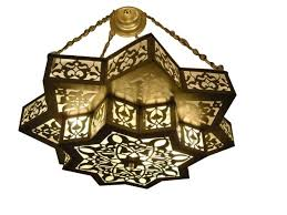 moroccan style ceiling lights