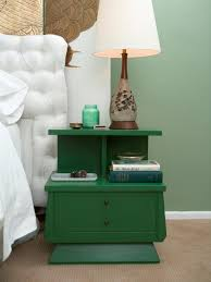Hdsw Two Tier Green Nightstand S Rend Hgtvcom ...